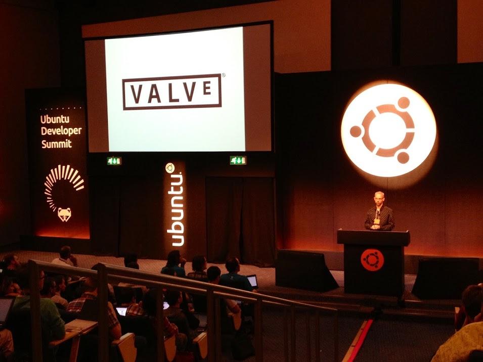Valve и Linux