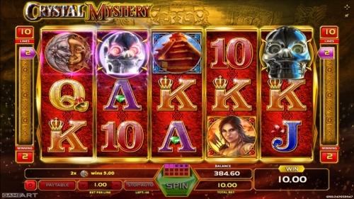 Эти Mystery Автомат Игровой Crystal всех без