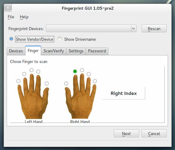 Fingerprint Reader что это - фото 2