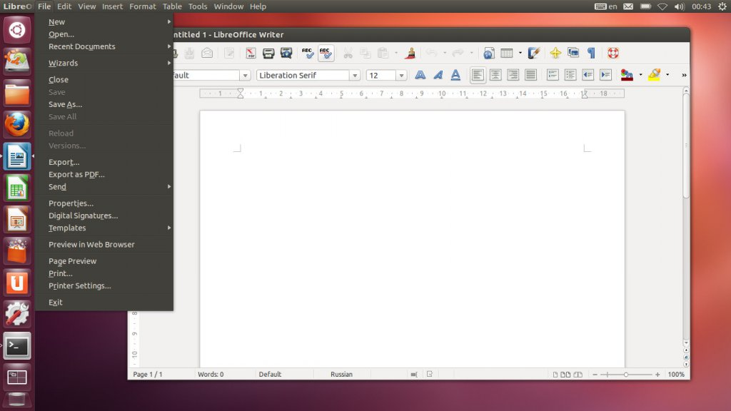 Libreoffice For Ubuntu 8.04