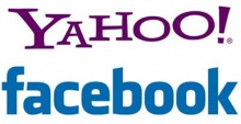 Союз Facebook и Yahoo