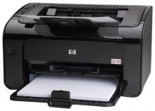 Лазерные принтеры HP