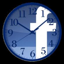 популярность Facebook