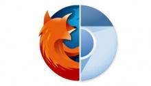 Firefox и Chromium