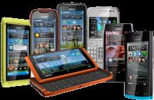 смартфоны и коммуникаторы