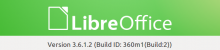 LibreOffice в Ubuntu 12.10