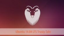 Ubuntu Trusty Tahr