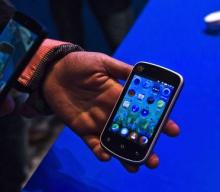 смартфон от Mozilla