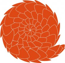 логотип Ubuntu 12.04 Precise Pangolin