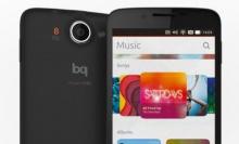 Ubuntu Phone от Bq