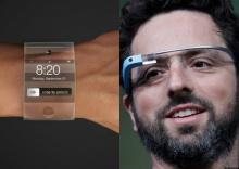 Умные очки и часы от Google