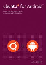 логотип Ubuntu for Android