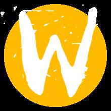 логотип графического сервера Wayland