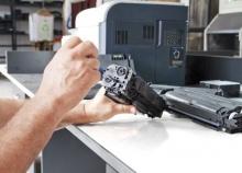 заправка принтера