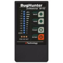 """Детектор жучков """"БагХантер Профессионал BH-2"""" с GSM-фильтром"""