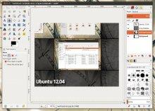 однооконный режим GIMP 2.8