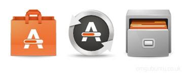 иконки Ubuntu 13.04