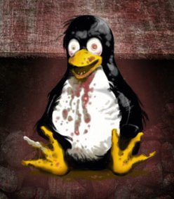 пингвин Linux в Left 4 Dead