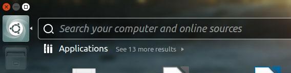 Поиск по сетевым источникам и на компьютере