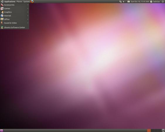 Ubuntu 10.10 (Maverick Meerkat)