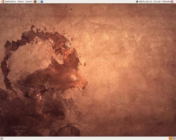 Ubuntu 8.10 (Intrepid Ibex)