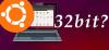 32 бит Ubuntu