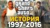 История серии игр GTA