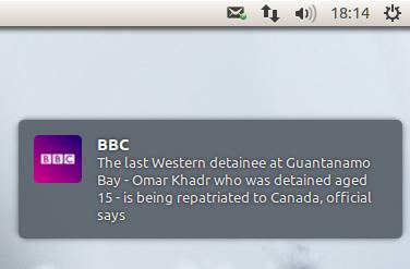 BBC News Web App