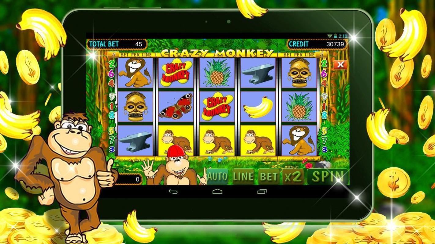 обезьянки на казино 777