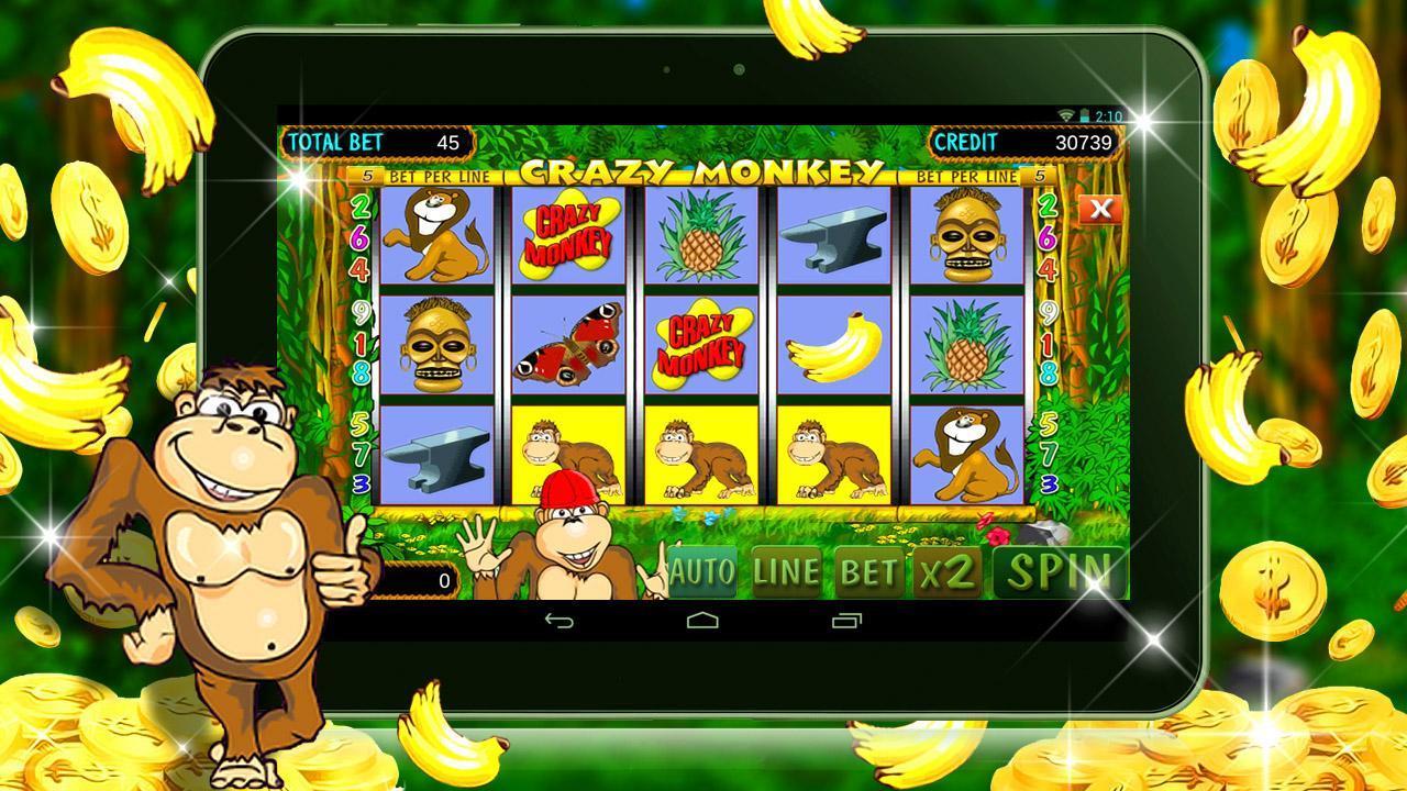 Обзор игрового автомата Crazy Monkey от Игрософт | Ubuntu-News.Ru