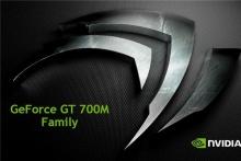 Nvidia GeForce 700M