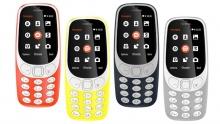 Обновленная Nokia 3310