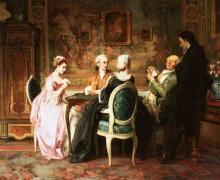 Великие люди и азартные игры