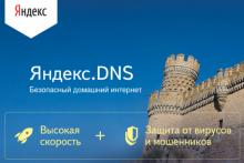 Яндекс.DNS