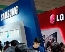 LG и Samsung