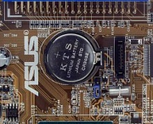 Батареи RTC/NVRAM