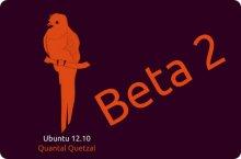 Ubuntu 12.10 Beta 2