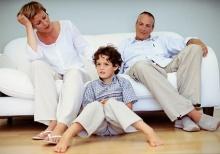 Дети у немолодых родителей