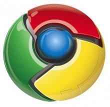 логотип Chrome 21