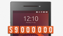 Ubuntu Edge собрал 9 миллионов