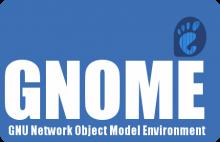 логотип GNOME 3