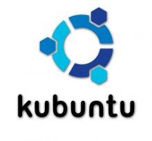 Логотип Kubuntu
