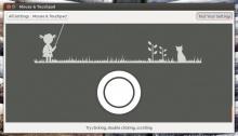 Улучшения в параметрах настройки мыши Ubuntu 13.04