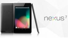 Обновленный Google Nexus 7