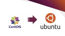 Ubuntu как замена CentOS