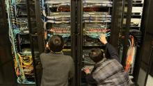 Украинские сервера ВКонтакте были изъяты МВД
