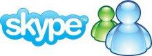 Skype и MSN
