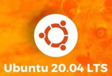 Ubuntu 20.04 LTS Focal Fossa