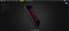 3D-модель Ubuntu Edge