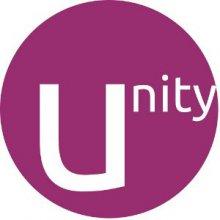 логотип Unity